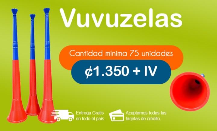 Vuvuzelas Promerc