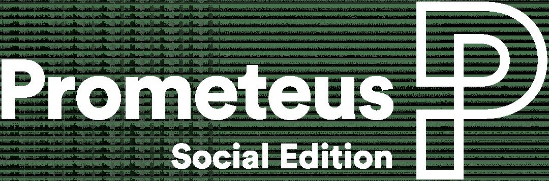 logo Prometeus Social Edition-White-02