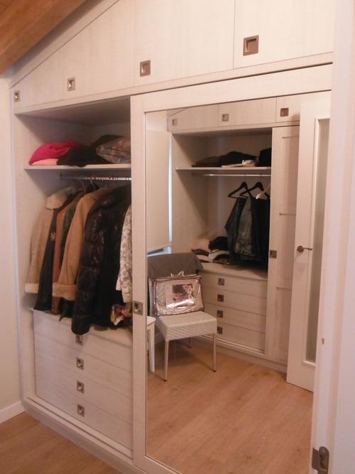 Promida armari porta corredera amb mirall 1
