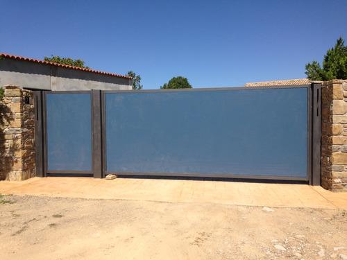 Promida porta exterior finca panell compacte