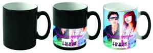 Heat Change Durham Dye Sublimation Mug