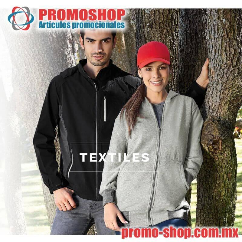 Artículos promocionales textiles
