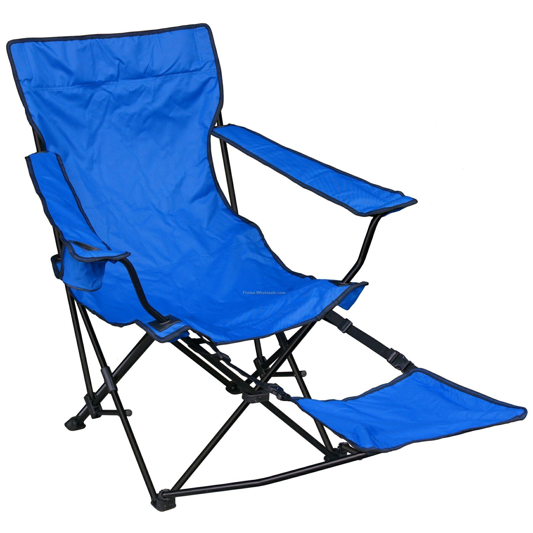 Camping Chair With Footrest Beach Chair W Arm Rests Wholesale China