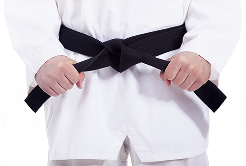 Kyusho Black Belt Home Study Courses