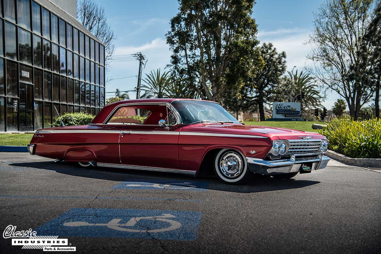 hight resolution of 62 impala sign