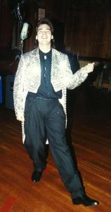 Mike Walter Sequined Jacket