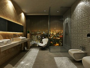 Contemporary & Modern Bathroom Remodeling Ideas & Pictures