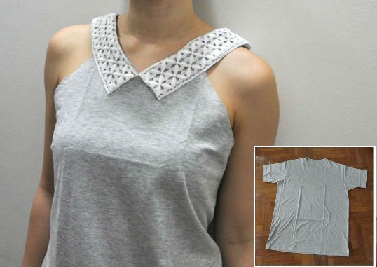 Good Ideas For You | Recycling clothes