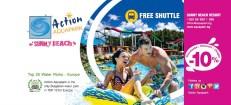 Промочек Action Aquapark - Sunny Beach