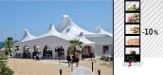 Промочек Beach bar & dinner - Luxury