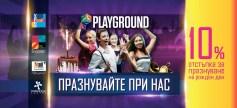 Промочек Playground Bar
