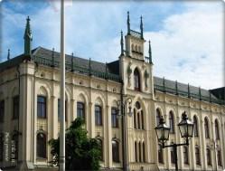 Rathaus in Örebro-Schweden