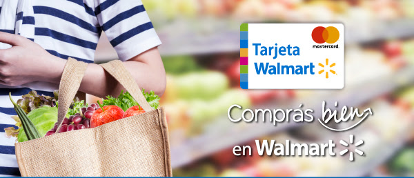 Promos Tarjeta Walmart