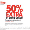 Gamestop coupons 50 off entire purchase agcguru info