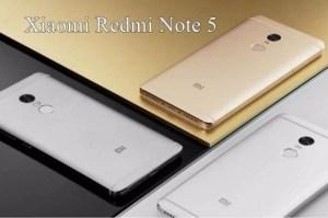 Redmi Note 5 Price