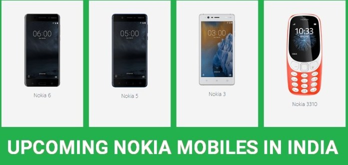 Nokia Android Phones 2021 : Specification & Prices