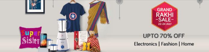 Snapdeal Raksha Bandhan Offers