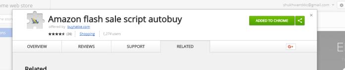 Buy Redmi 4a Flash Sale Script On Amazon