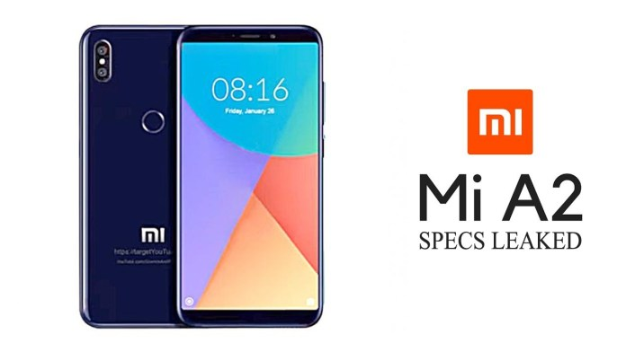 Xiaomi Mi A2 Price on Flipkart & Amazon| Release Date in India