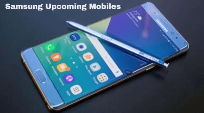 Samsung Upcoming Phones on Flipkart & Amazon