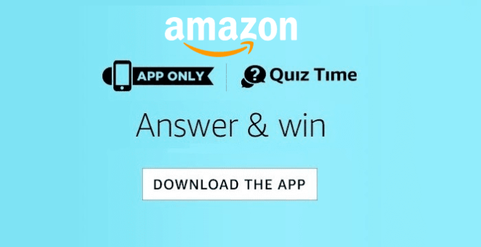 Amazon Prime Quiz Week Answers