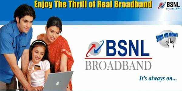 BSNL Broadband Plans - Rs 99 Plan, 199 Plan, 299 Plan & 399 Plan