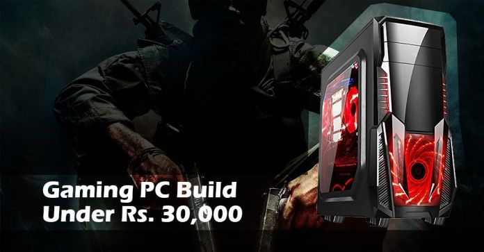Ultimate Gaming PC Build Under 30000 Rs in India