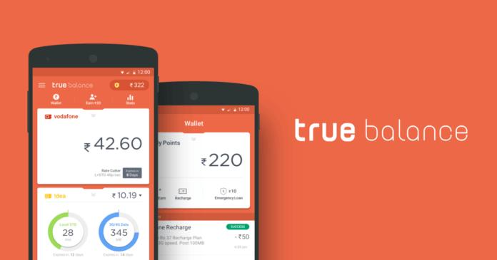 True Balance App Loot