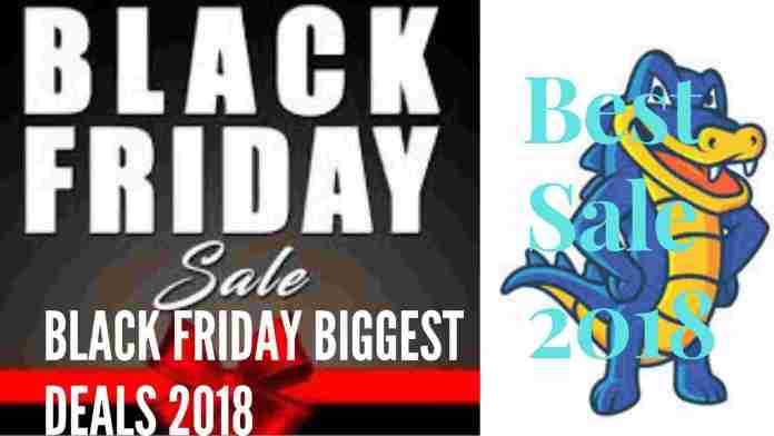 Black Friday Sale 2018 Offers & deals