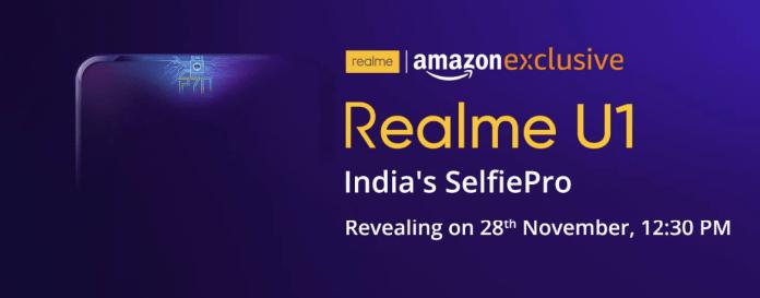 Realme U1 Price on Flipkart & Amazon  Specification   Release Date in India