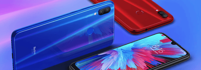 Xiaomi Redmi Note 7 / Redmi Note 7 Pro Launched - Price, Specification & First Sale Date in India