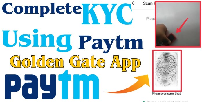 Paytm Golden Gate App KYC - How to Complete Paytm KYC & Get Pending Cashback
