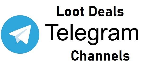 Best Telegram Loot Deals Channel list in India 2021