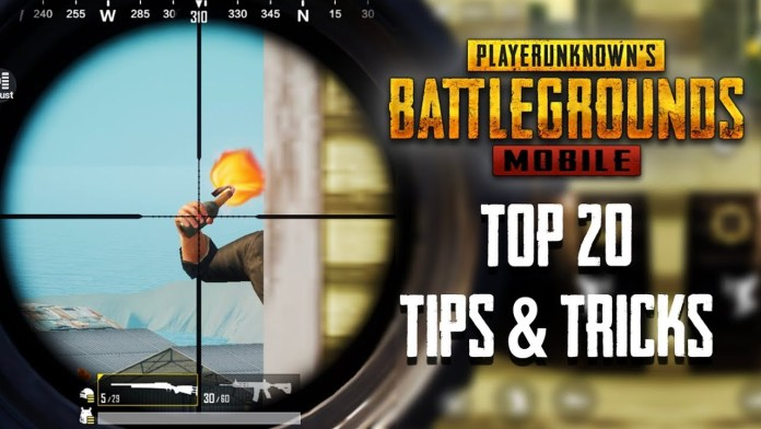Top PubG Mobile Tips and Tricks to Get the Chicken Dinner