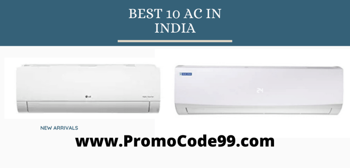 Top 10 AC in India| Best Split Air Conditioner for Home & Office| 2021