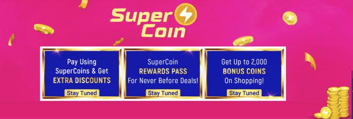 Flipkart BBD Offers on SuperCoins