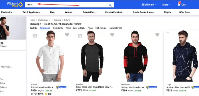 Order online from Flipkart