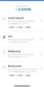 Buy/Sell Bitcoins in India