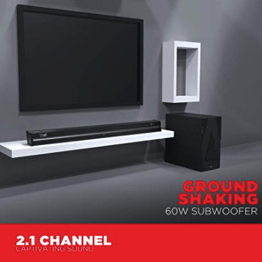 boAt Soundbar with subwoofer under 10000 Rs in India