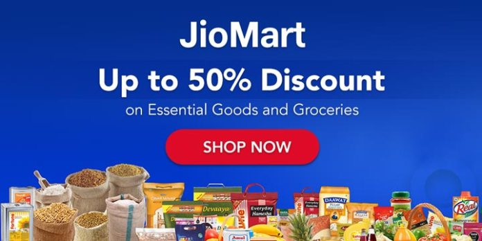 Jiomart Coupons & Offers October 2021