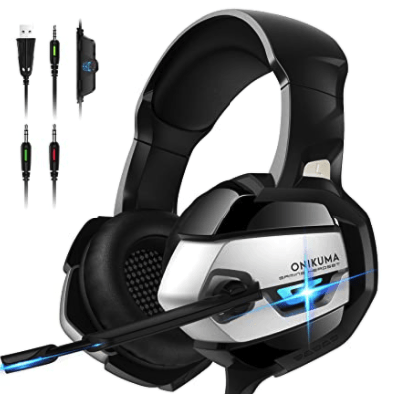 Over the ear gaming headset under 2000