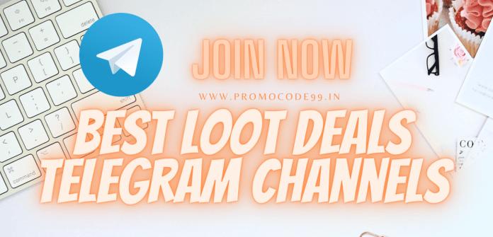 Best Loot Deals Telegram Channels 2021