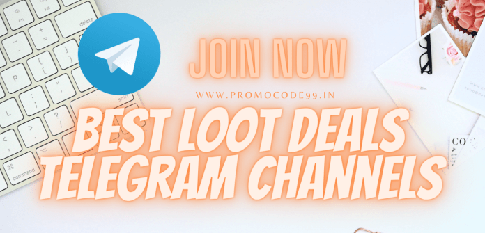 Best Loot Deals Telegram Channels | Best Shopping Channels India