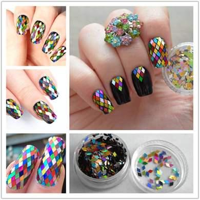 дизайн ногтей с камифубиками видео 5