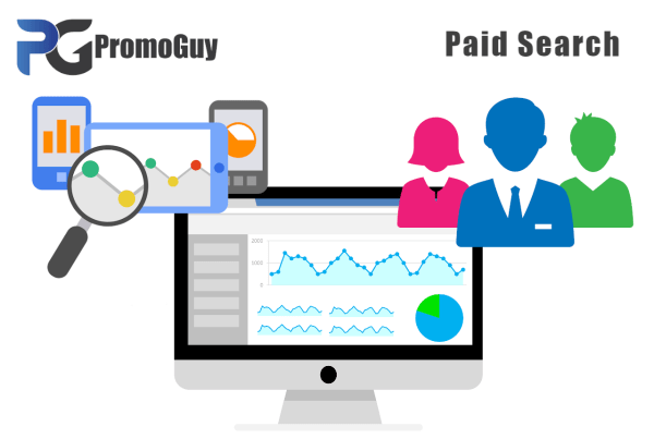 Paid Search Service Promoguy
