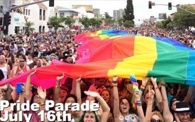 San Diego Pride Parade 2016: A PromoHomo.TV Exclusive