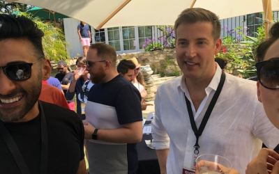 Meet Christopher Racster, Outfest Executive Director