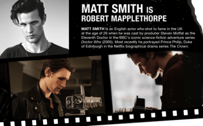 """""""Maplethorpe"""" Film Post-Screening Q&A at Outfest 2018: A Notes From Hollywood / PromoHomoTV Exclusive"""
