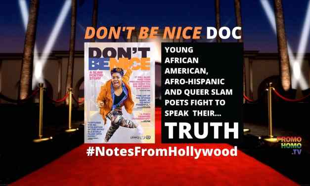 DON'T BE NICE Doc Amplifies African American, Afro Hispanic & Queer Poets