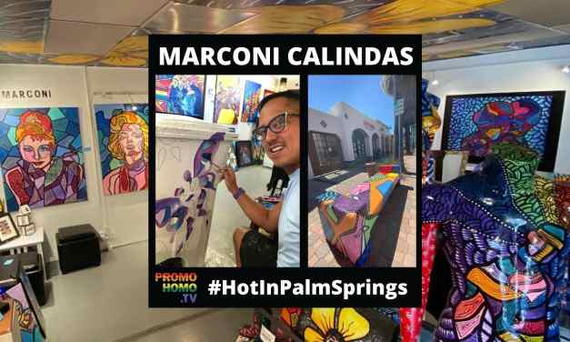 Marconi Calindas: Changemaker, Humanitarian and Artist